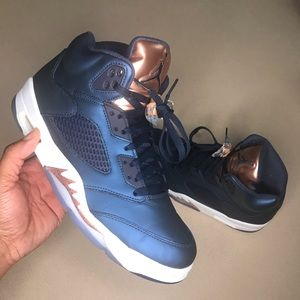 Air Jordan 5 retro bronze
